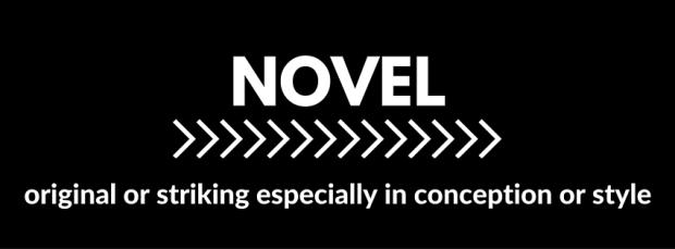 Definition of novel.